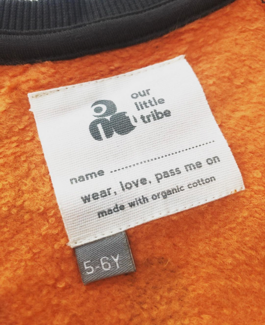 wear, love, pass me on....