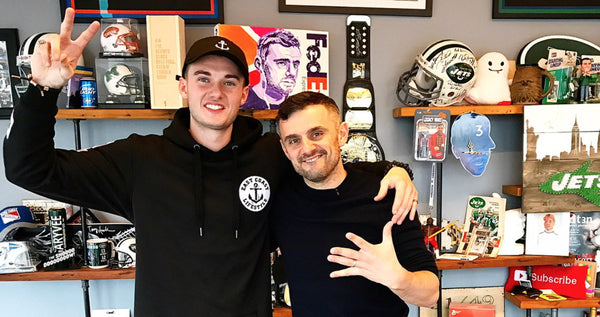 NYC with Gary Vee + Mr. Goodlife