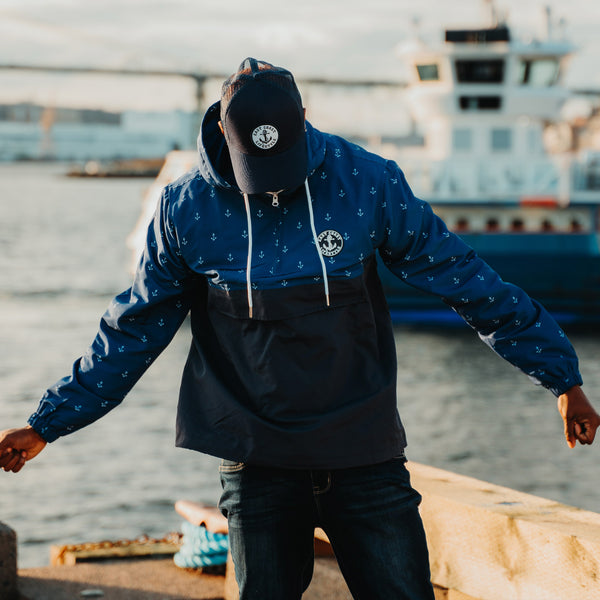 Anchor Anorak Jacket