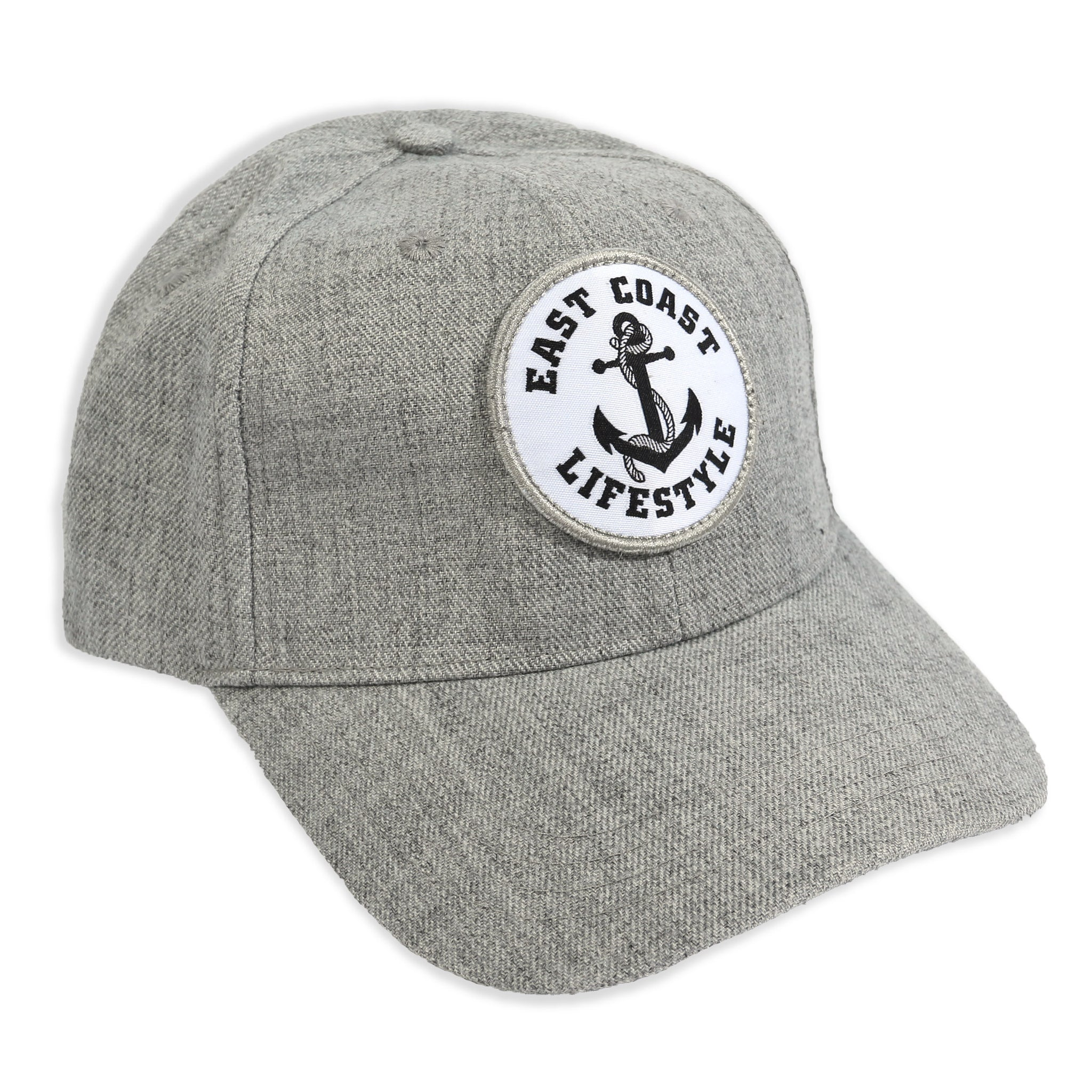 Classic Structured Dad Hat – EastCoast Lifestyle d7f2e9bd1b6