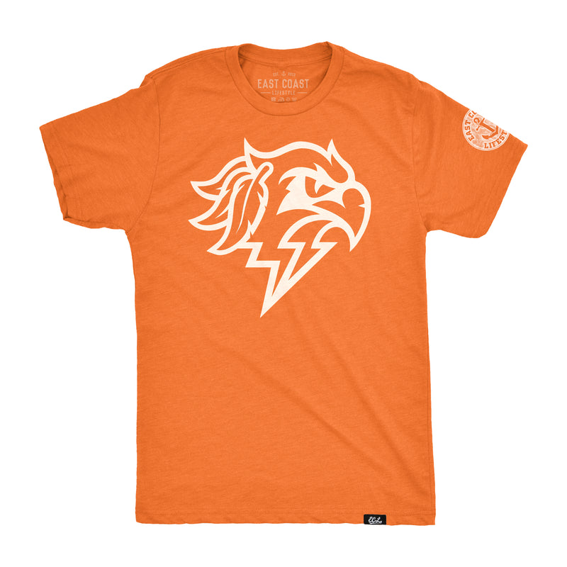 Orange Thunderbirds Tee
