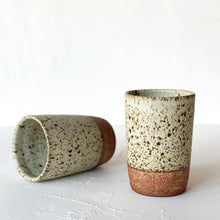 Load image into Gallery viewer, Stoneware Speckled Tumbler