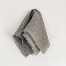 Load image into Gallery viewer, Stonewashed Flax Linen Napkin
