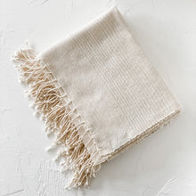 Load image into Gallery viewer, Natural Cotton Hand Towel