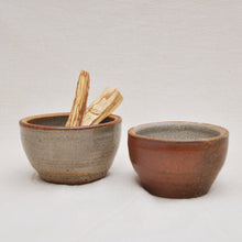 Load image into Gallery viewer, Stoneware Smudge Bowl