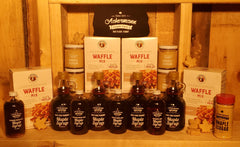 Barrel Aged & Infused Maple Syrup