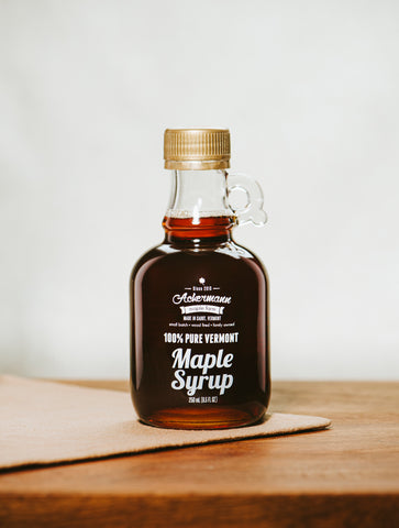 250 ml of Vermont Maple Syrup