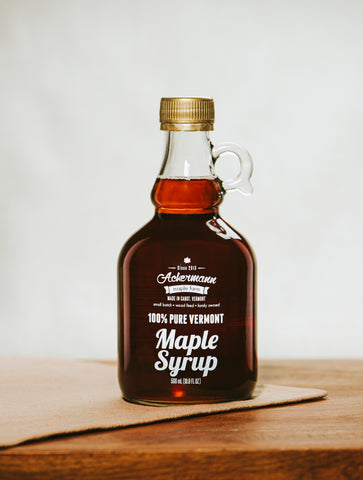 500 ml of Vermont Maple Syrup