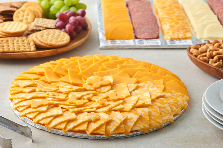 Custom Cheese Trays