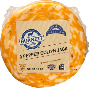 3 Pepper Gold'n Jack