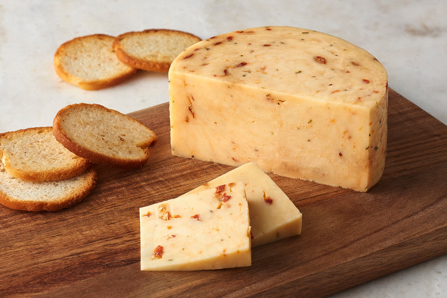 Monterey Jack with Italian Sun-Dried Tomato