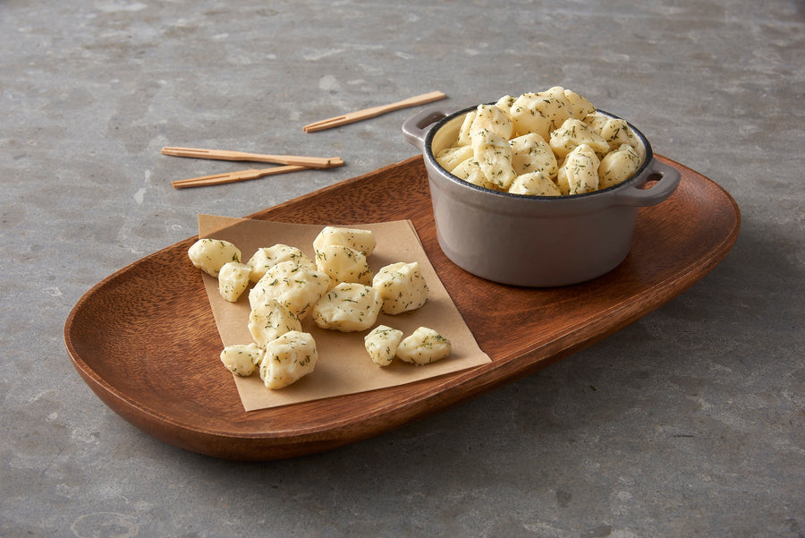 North Country Curds - Garlic Dill