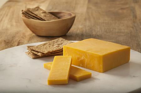 Wood River Northwoods Cheddar_Sample