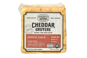 Wood River Creamery Chipotle Garlic_Package