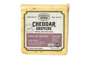 Wood River Creamery Herbes de Provence_Package