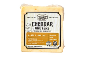 Wood River Creamery Mango Habanero_Package