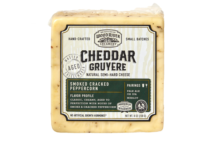 Wood River Creamery Smoked Cracked Peppercorn_Package