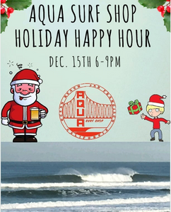 Friday December 15th - Holiday Nite 6-9