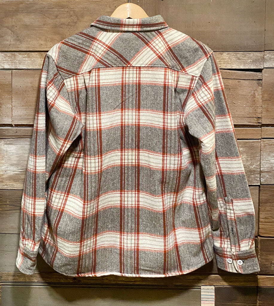 CARTER HEAVYWEIGHT FLANNEL