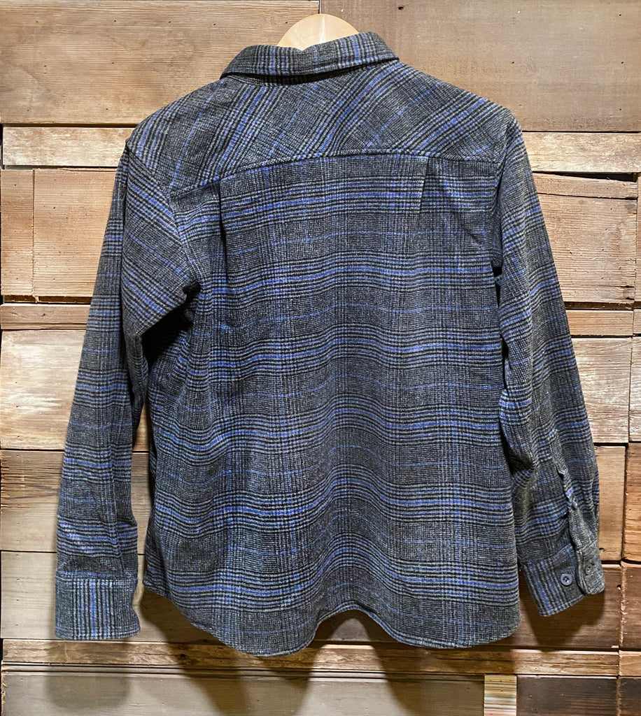 GRAYSON HEAVYWEIGHT FLANNEL