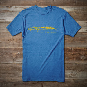 Cityscape Mens Tee by ASC Studio