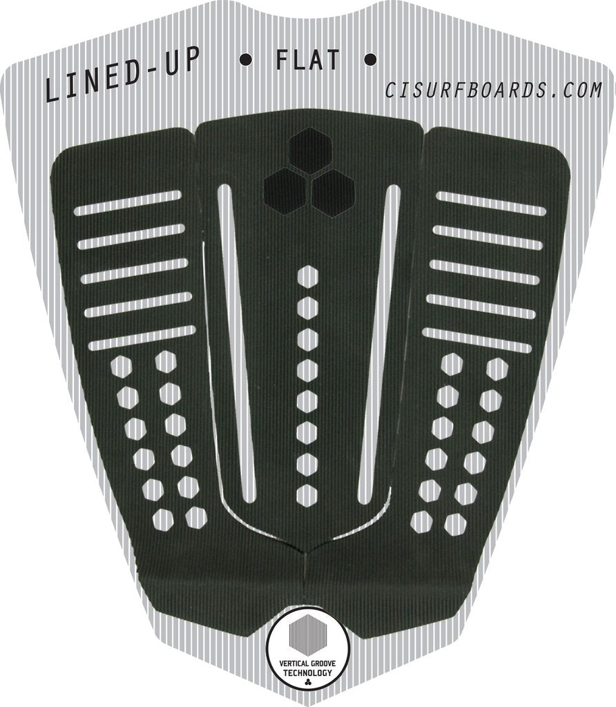 Lined-Up Flat Pad