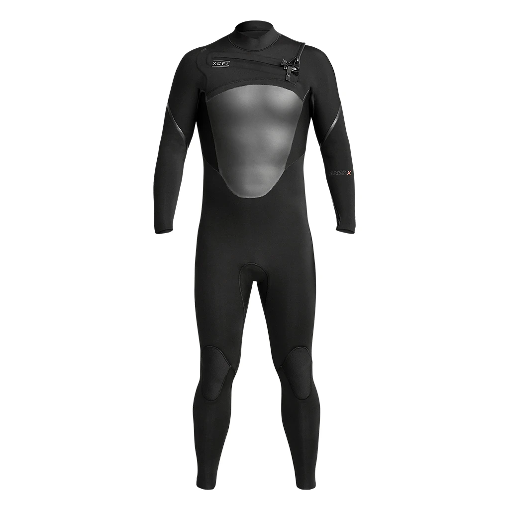 XCEL MEN'S 4/3 AXIS X CHEST ZIP WETSUIT FALL 2020