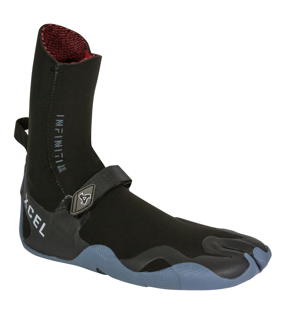 XCEL 3MM INFINITI SPLIT TOE BOOT