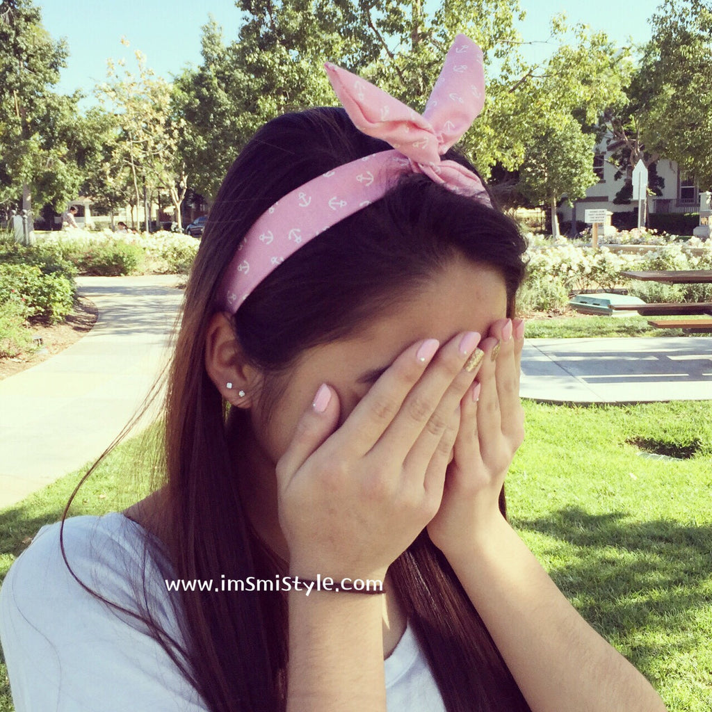 Leopard print Head band (3 colors)