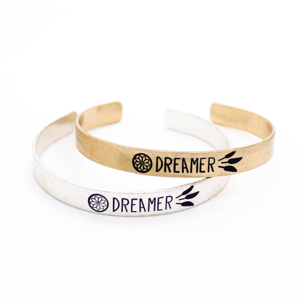 Dreamer bangle bracelet
