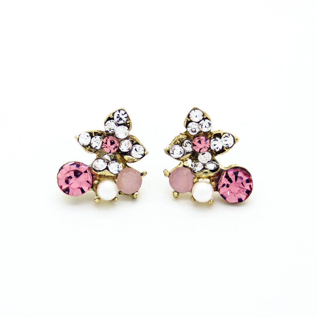 Spring garden earrings (3 colors)