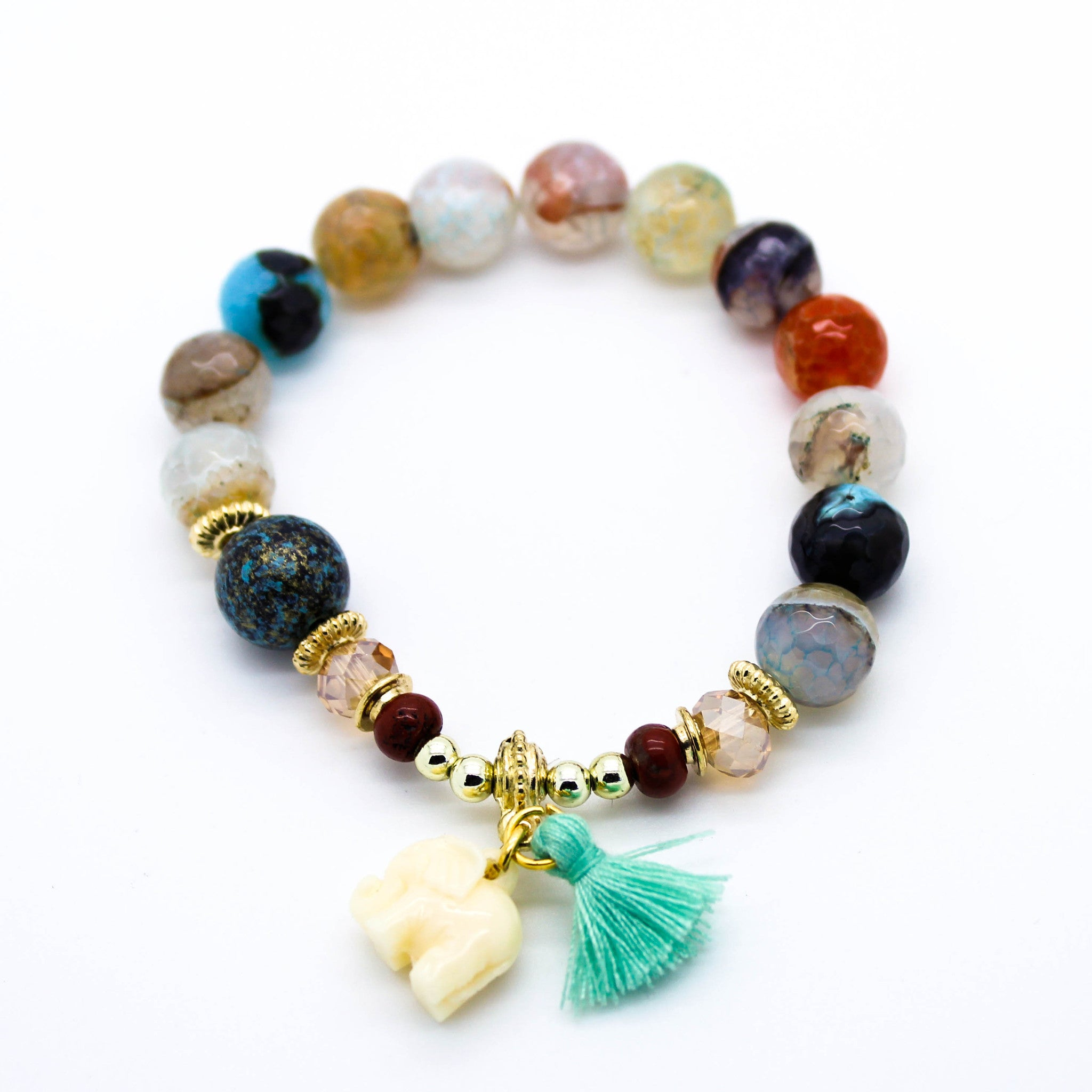 main ralph beaded precious collections products morgen stone yoga bead clara bracelet