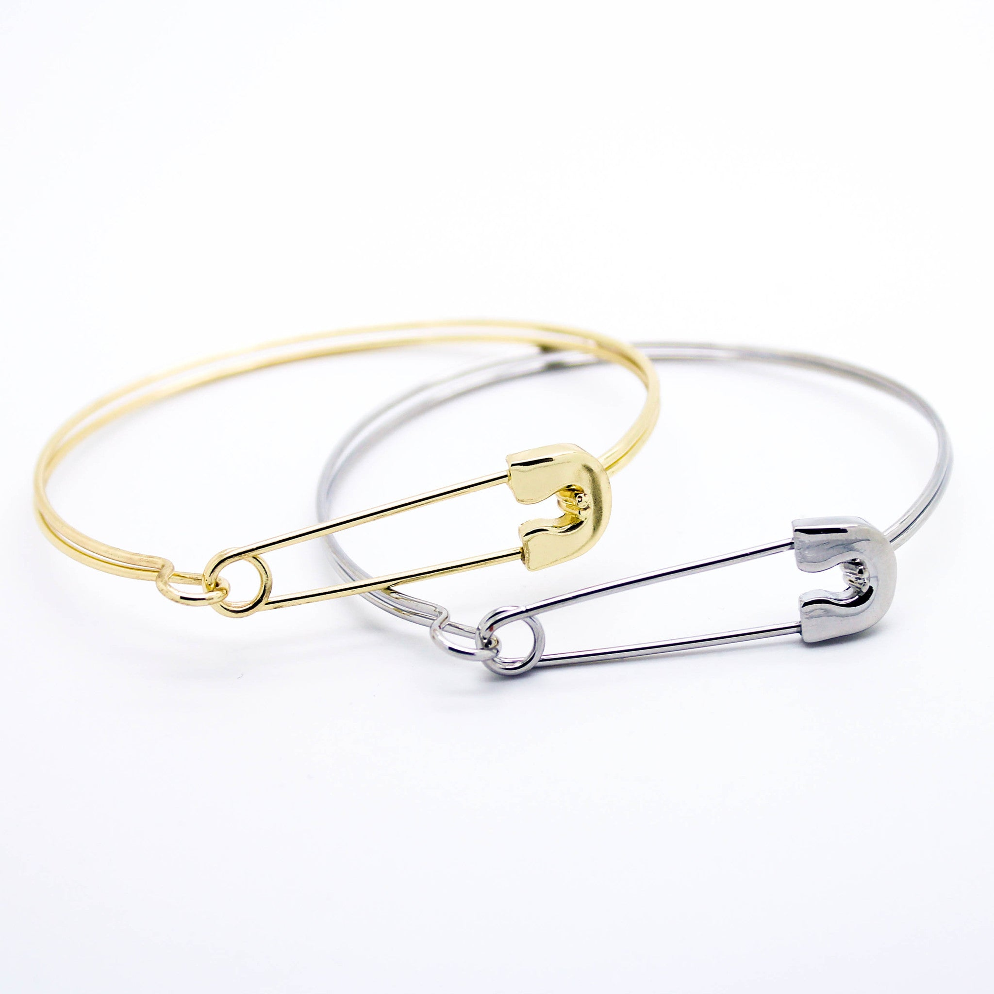 bangle bracelet adjustable products gold bangles white tennis vermeil