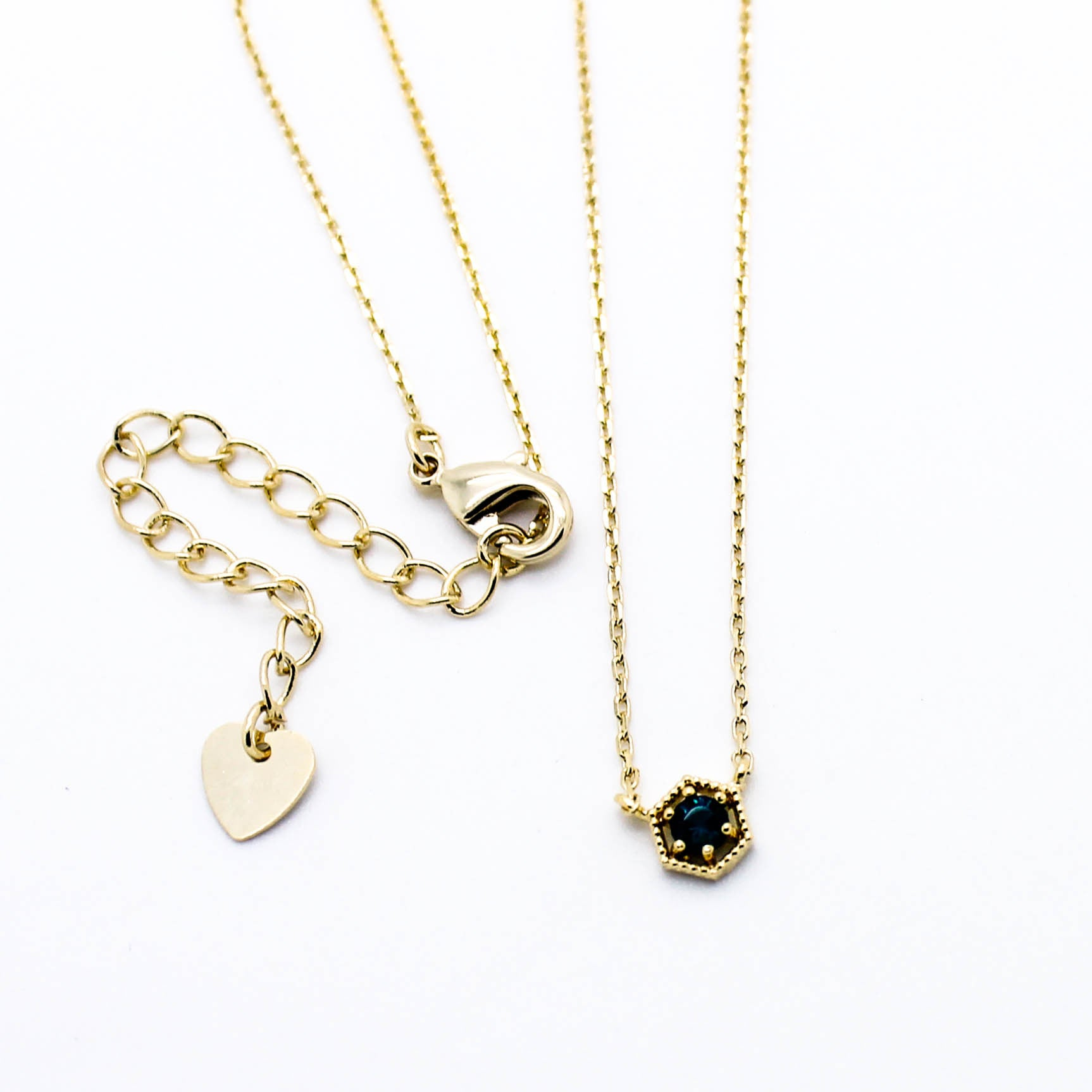 necklace june of world product minimalistic birthstone