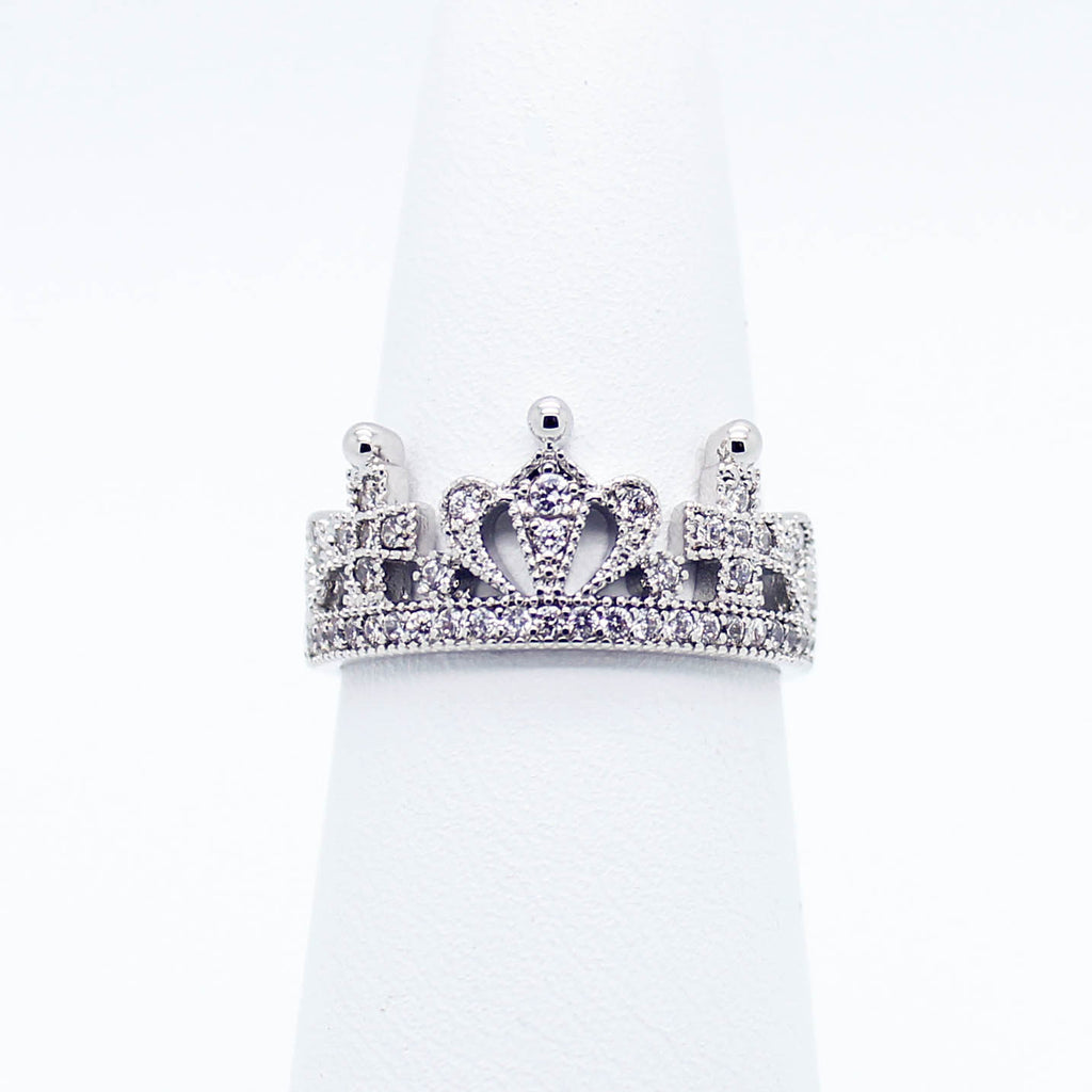 Crown ring (2 colors)