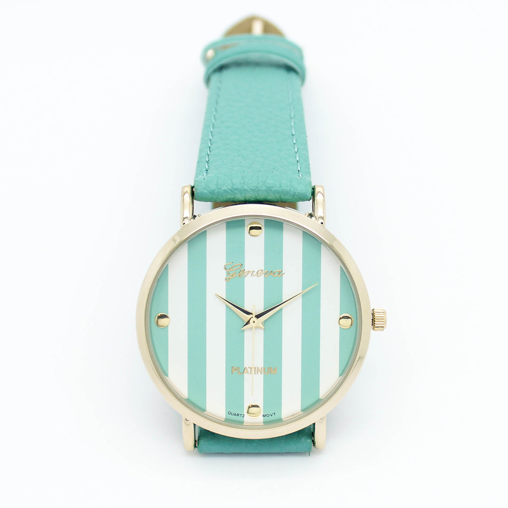 Stripes watch (3 colors)