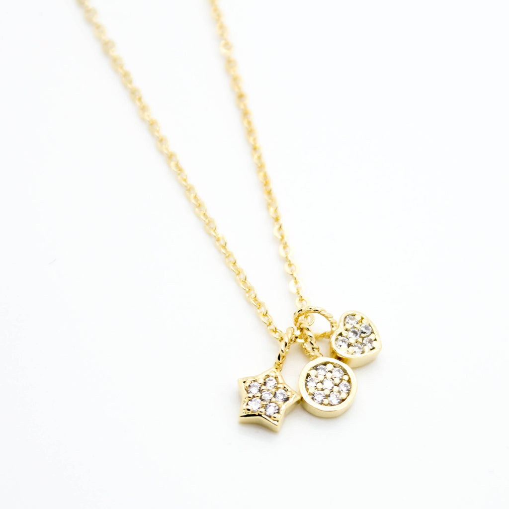 Little charm necklace