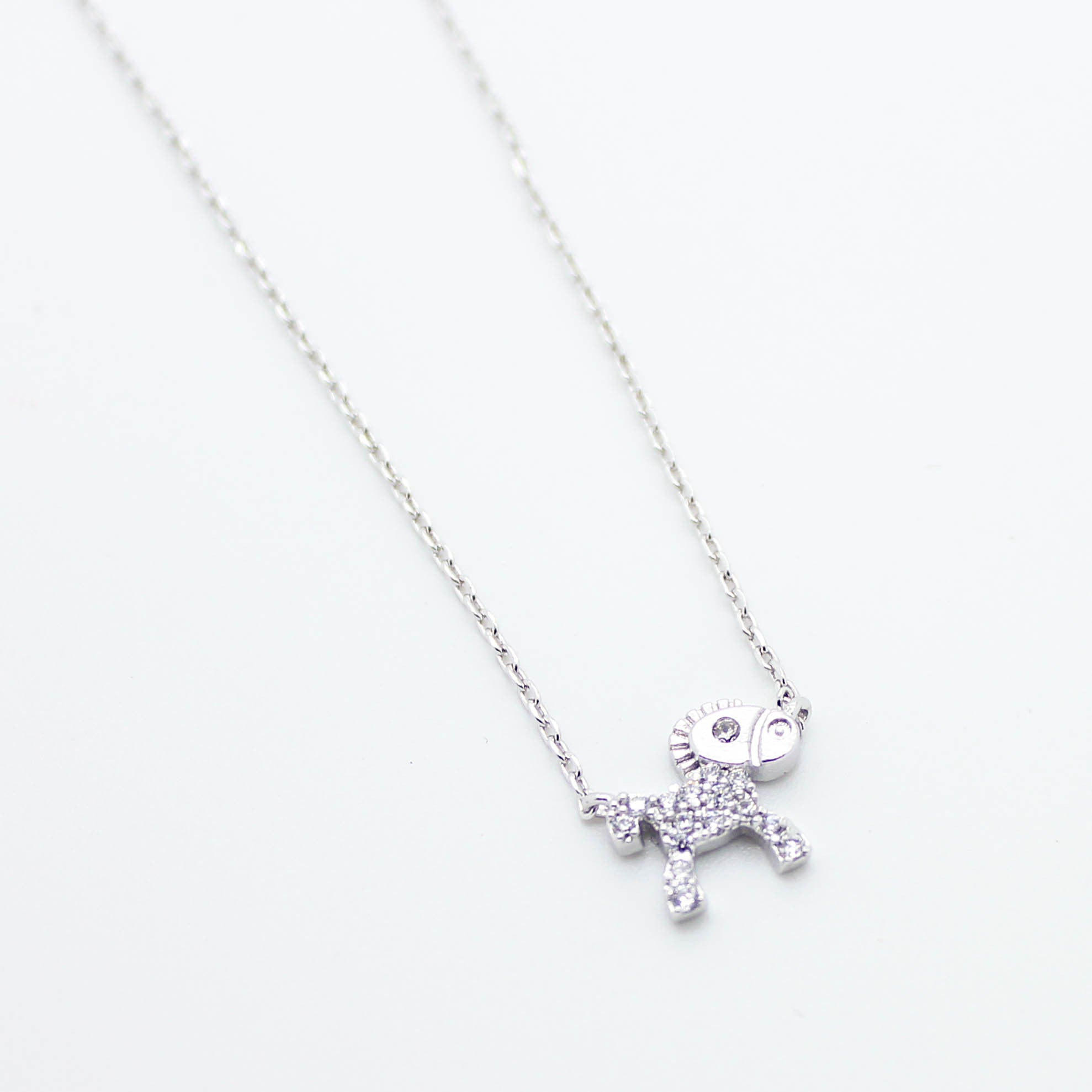 imsmistyle products necklace mg horse baby