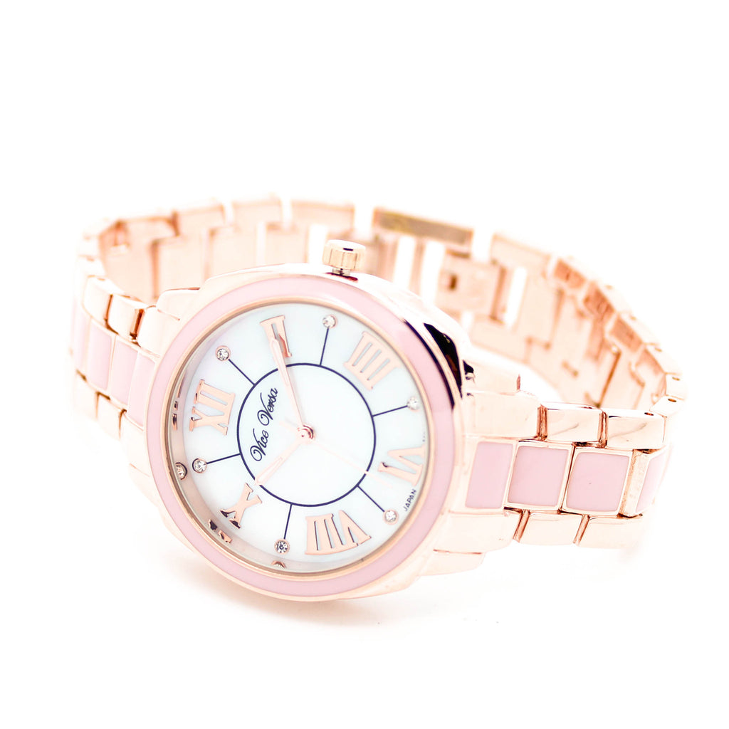 Beverly metal watch (2 colors)