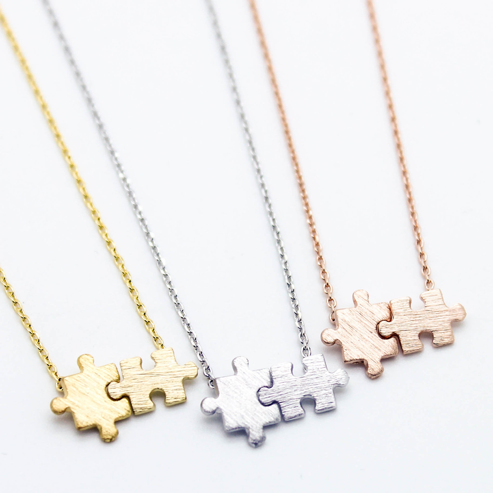 il friends listing puzzle necklace set zoom friend best fullxfull
