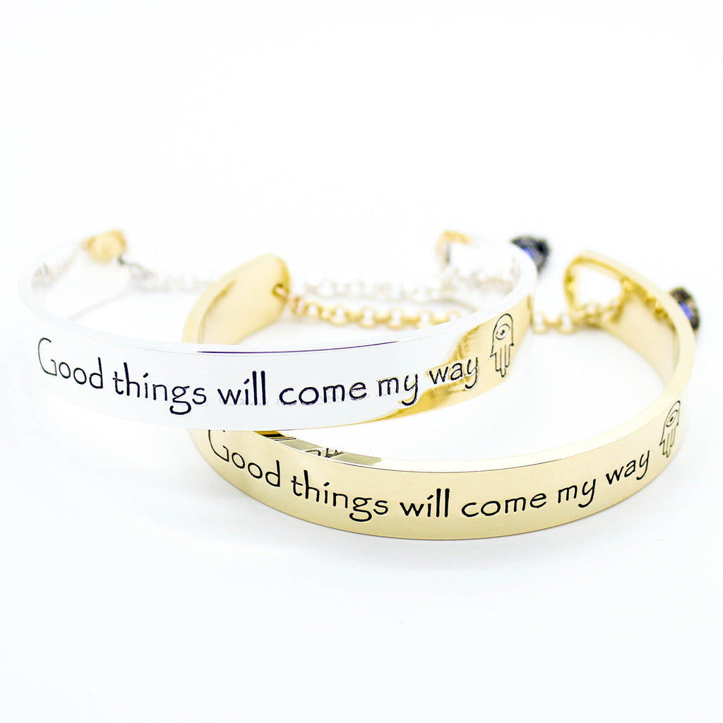Good Things bracelet