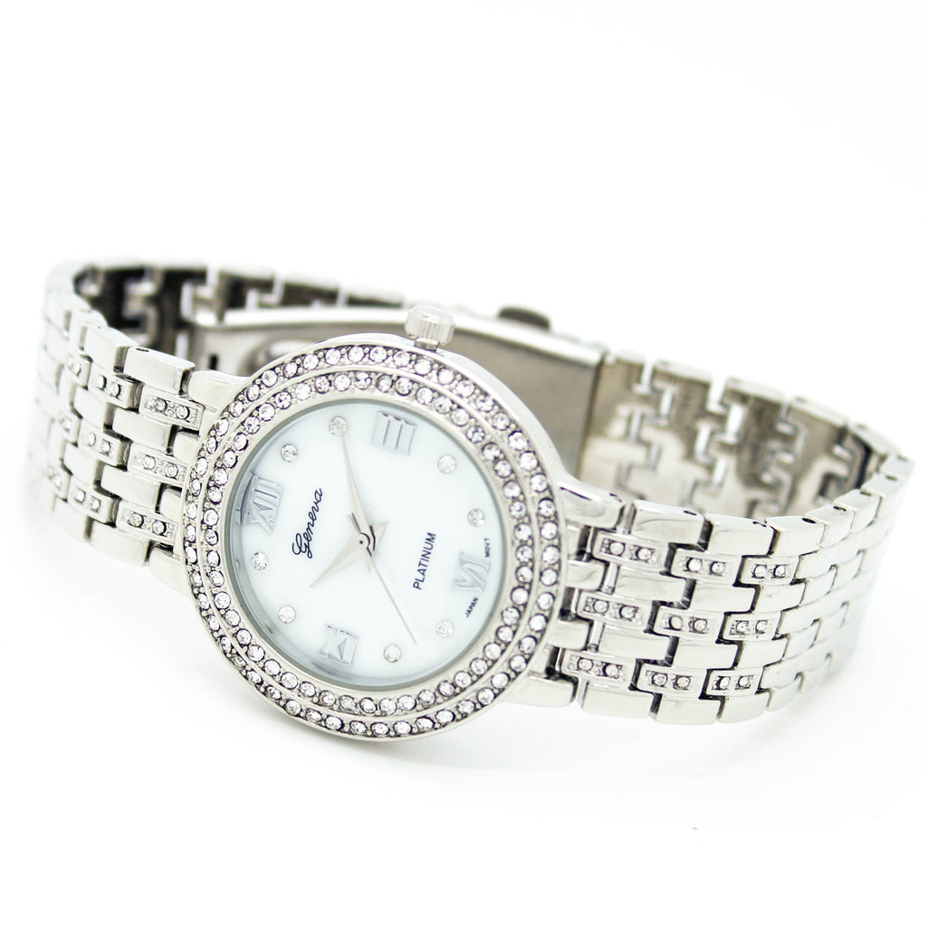 Bella metal watch