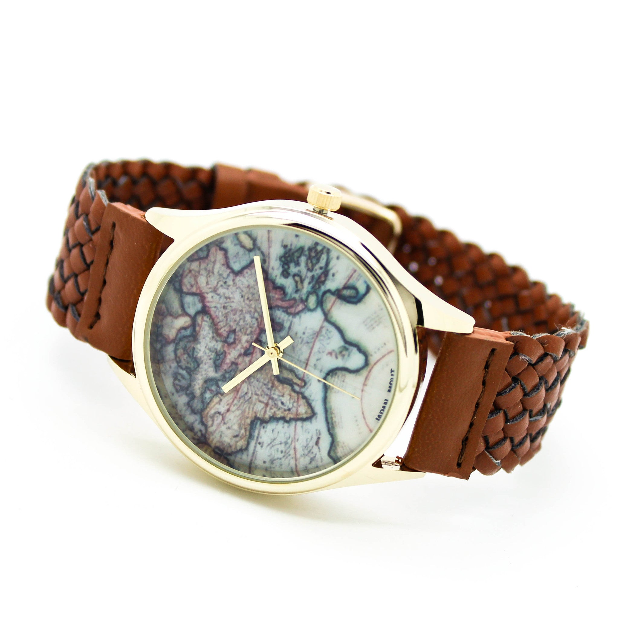 World map watch 5 colors imsmistyle world map watch 5 colors gumiabroncs Choice Image