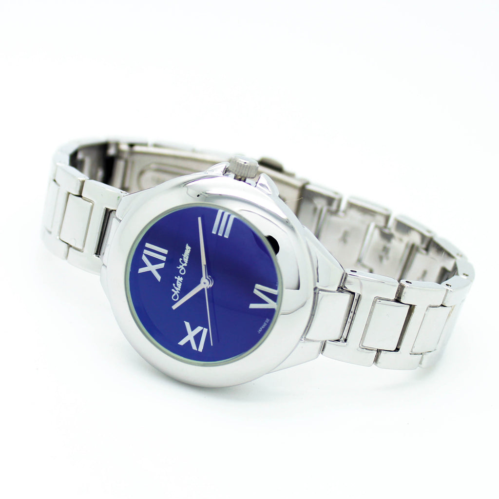 Sandra metal watch