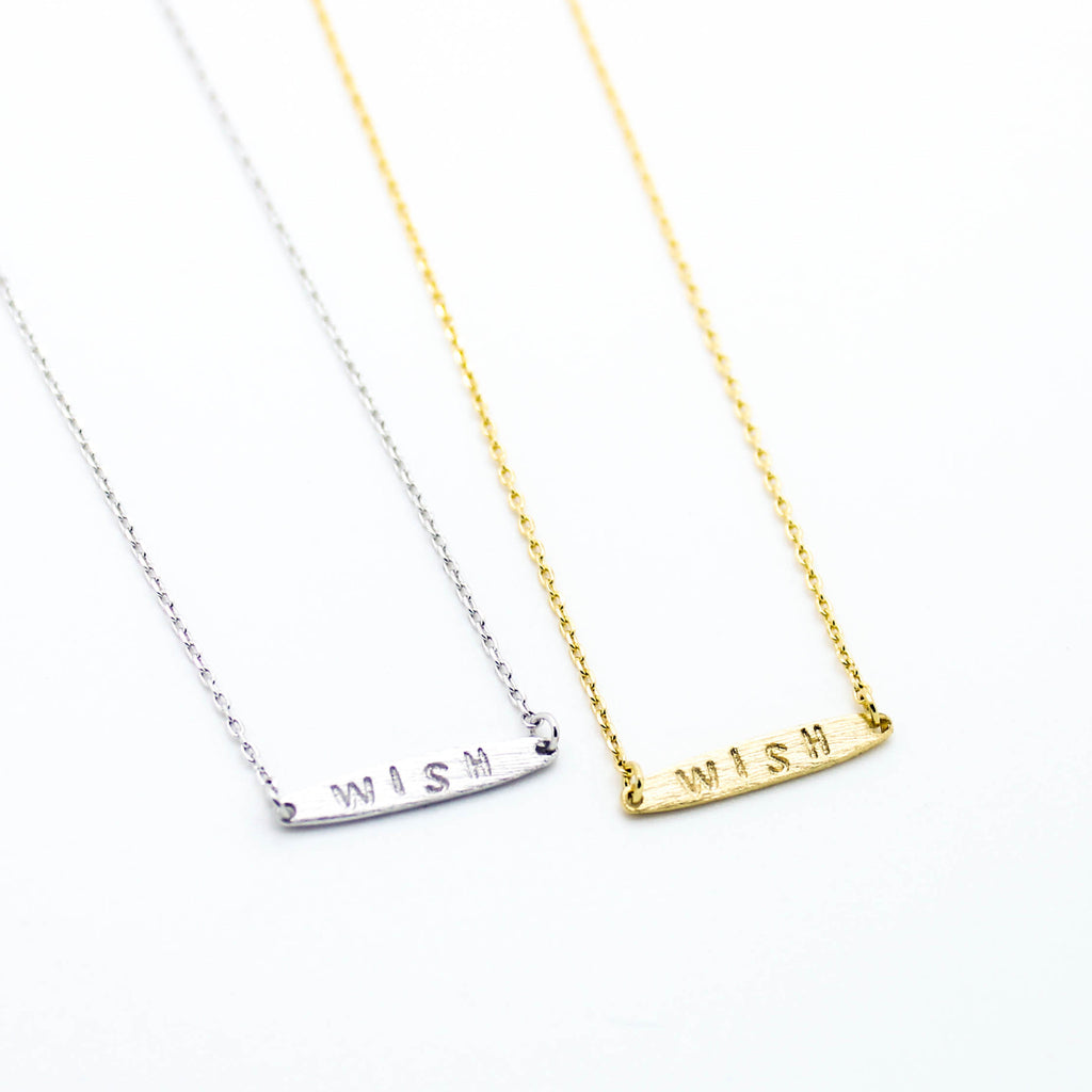 Wish necklace