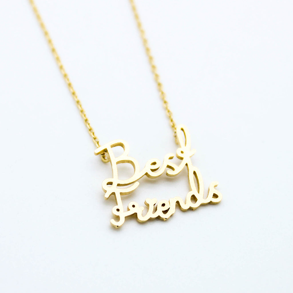 Bestfriends necklace