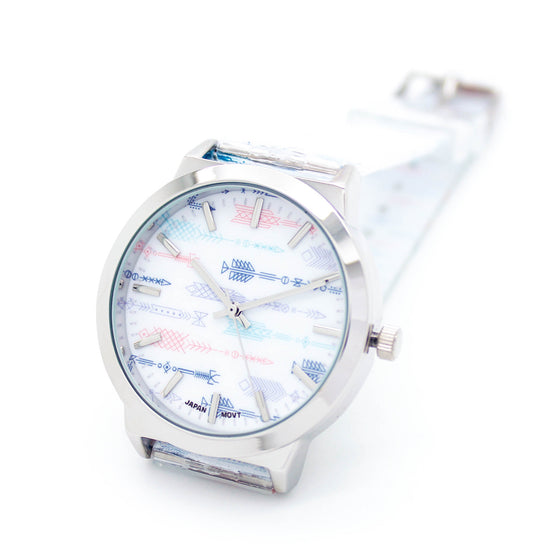 Arrow jelly strap watch