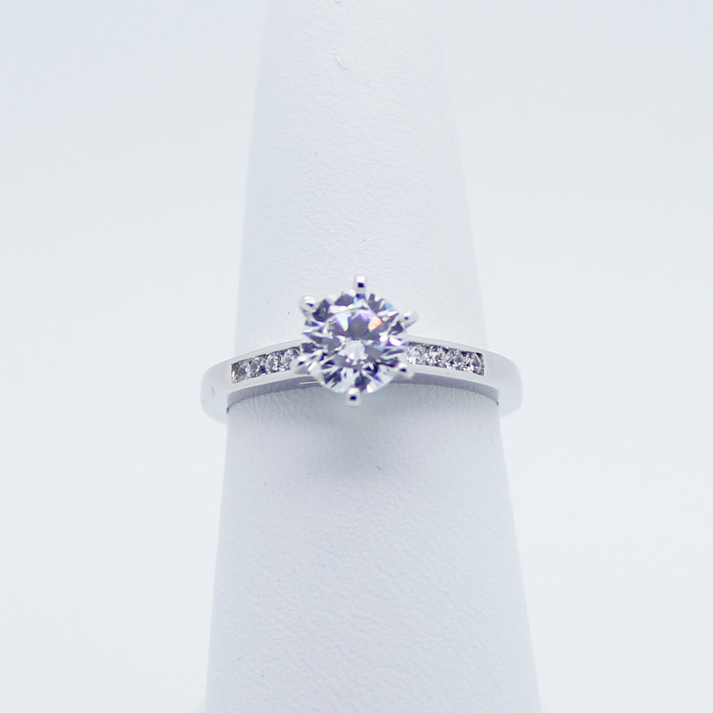 Classic I Sterling Silver ring