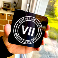 VII drink coaster (single)