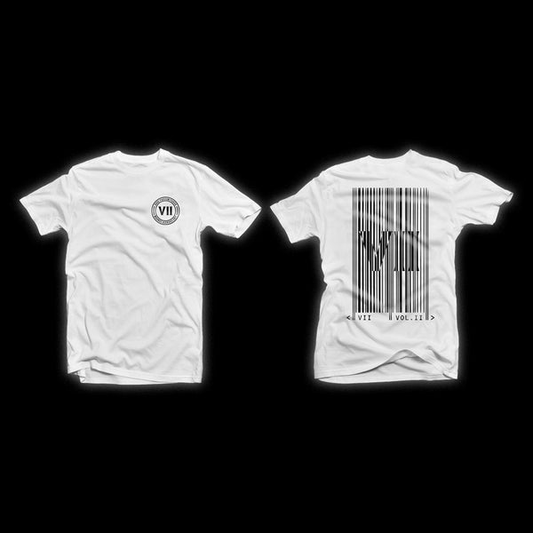 VII Vol II Album Tee (White)